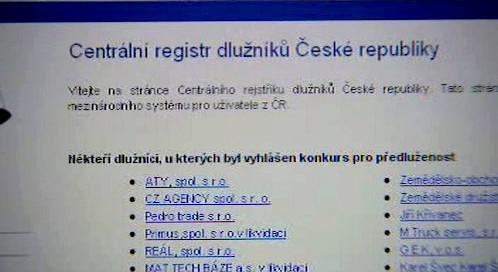Centrální registr dlužníků