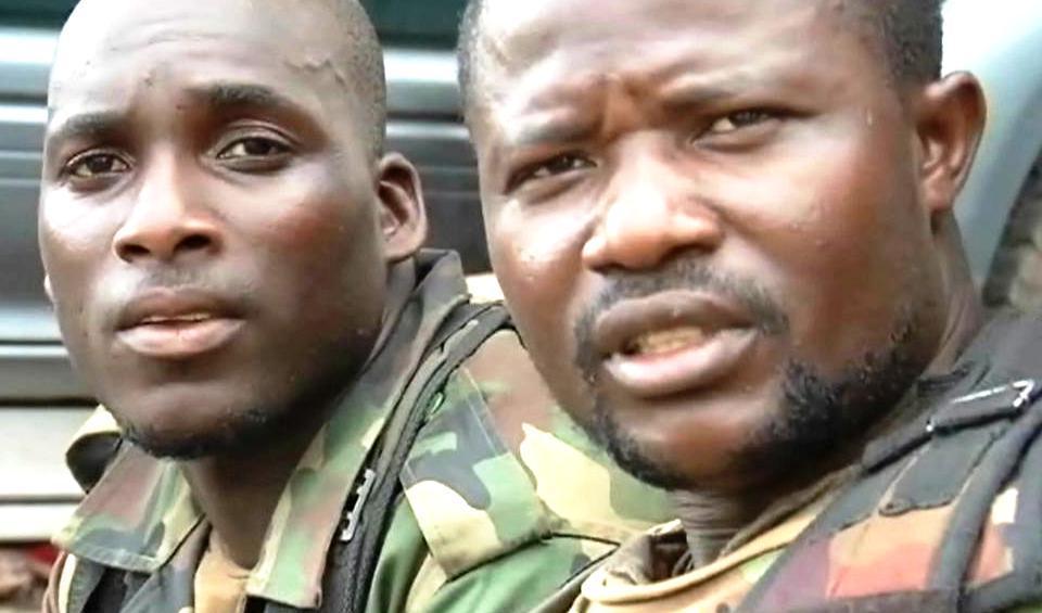 Vojáci Alsasaneho Ouattary