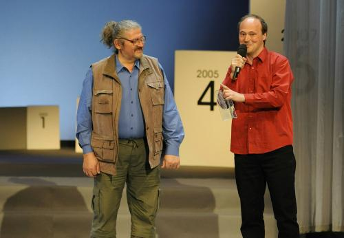 Magnesia Litera za rok 2010 / Martin Ryšavý