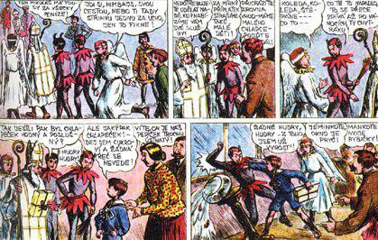 Komiks - Rychlé šípy