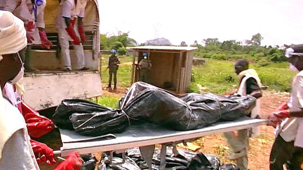 V Pobřeží slonoviny objeveny mrtvoly