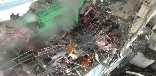 Čtvrtý blok elektrárny Fukušima
