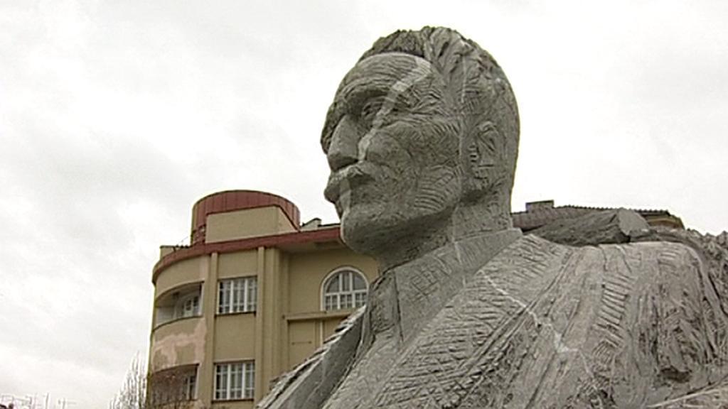 Socha Františka Ulricha