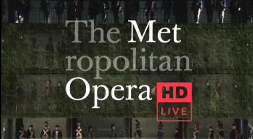Metropolitní Opera - live přenosy