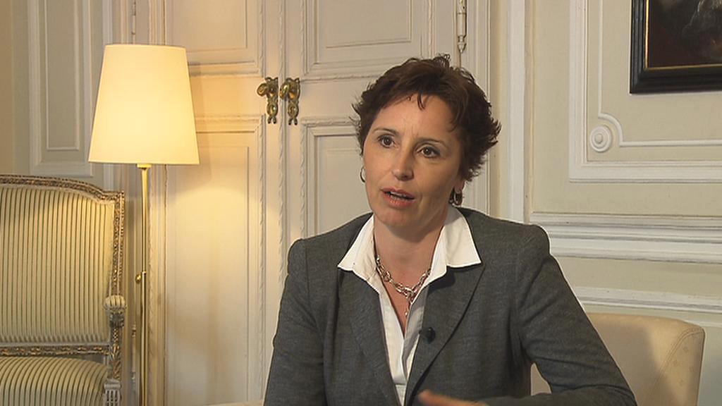 Christine Haderthauerová