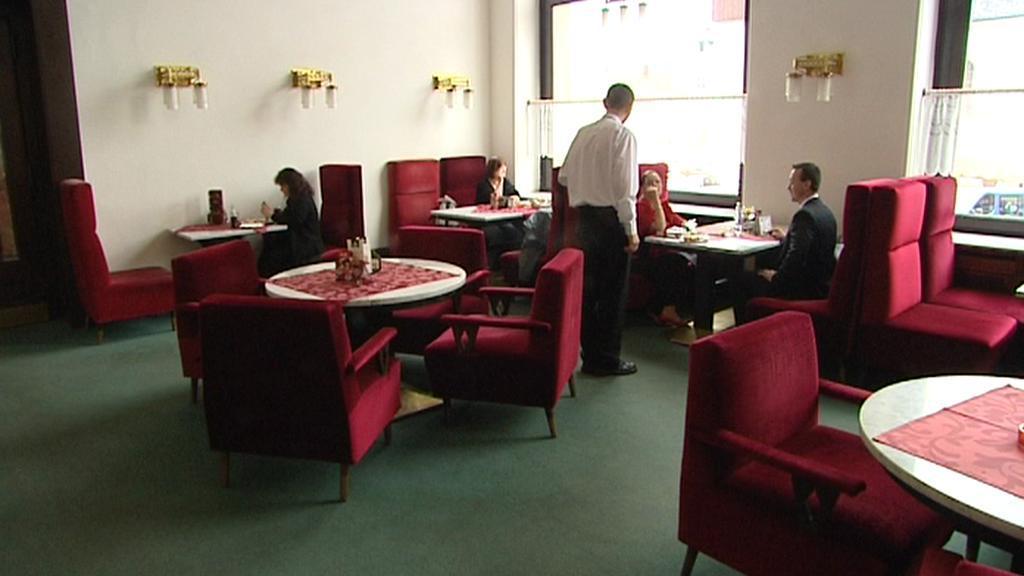 Restaurace hotelu Beránek