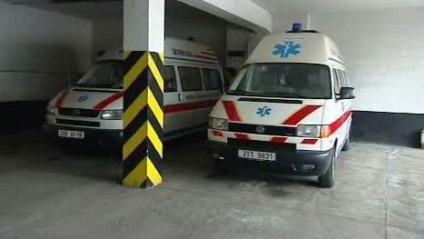 Vozový park záchranky