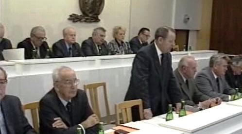 Zasedání ÚV KSČ