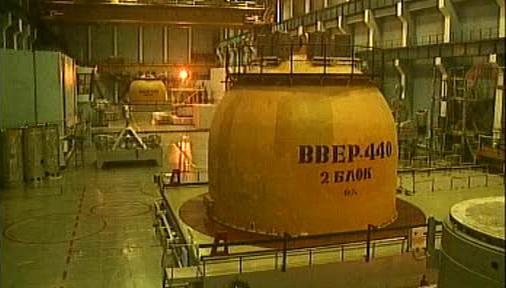 Bulharská elektrárna Belene