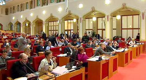 Zasedání pražského zastupitelstva