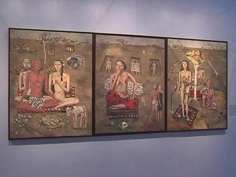 Čang Siao-kanga / Věčná láska