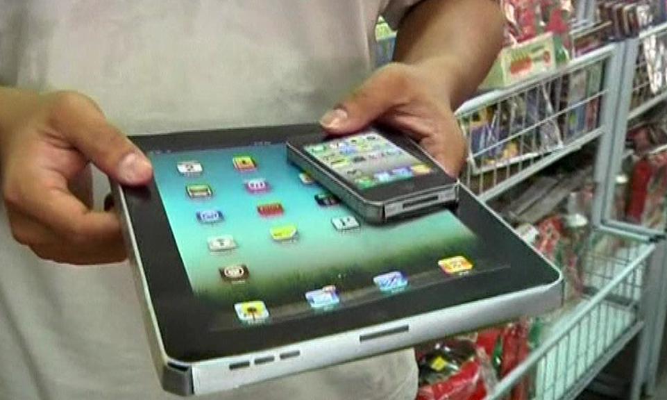 iPhone pro čínské dušičky