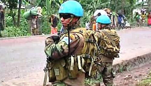 Jednotky OSN