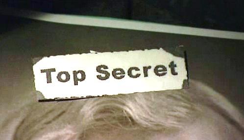 Přísně tajné
