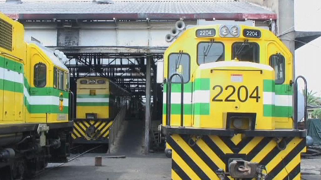Nigerijská železnice