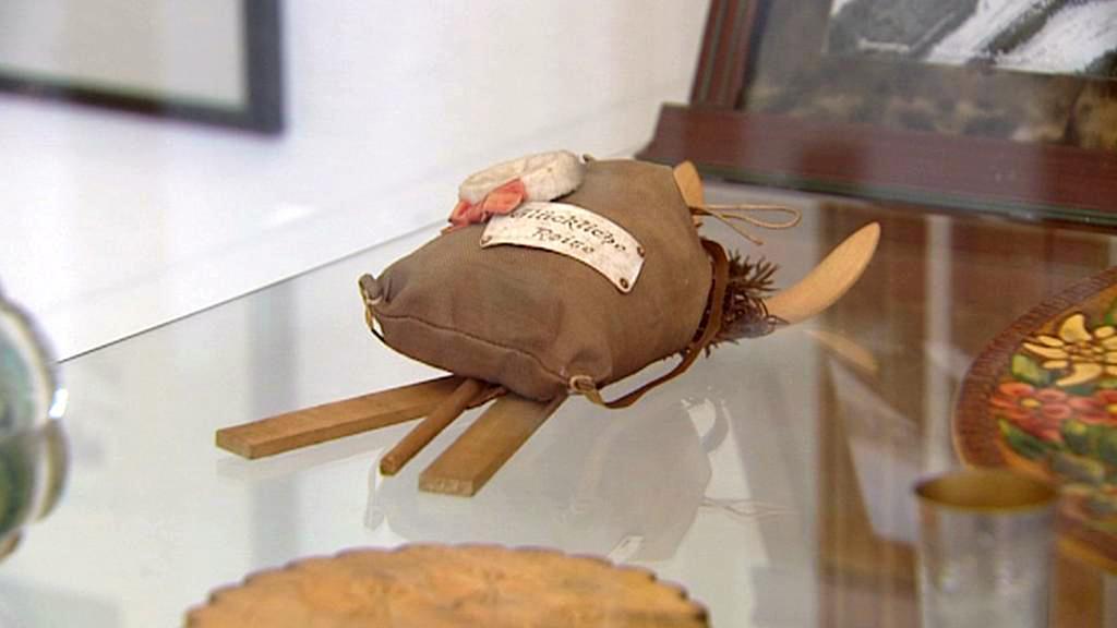 Výstava krkonošských suvenýrů