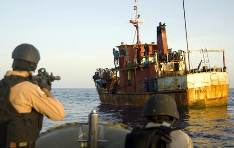 Boj proti pirátství