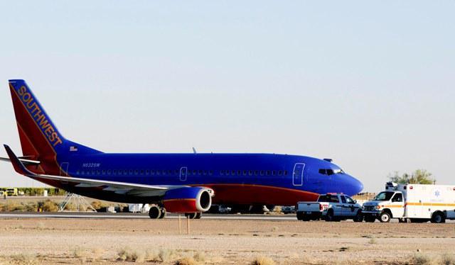 Letadlo společnosti Southwest Airlines