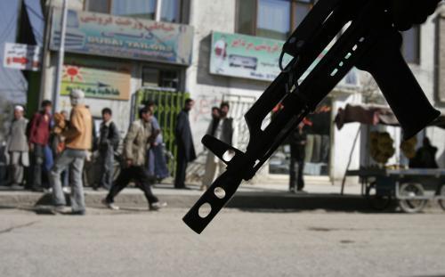 Násilí v Afghánistánu