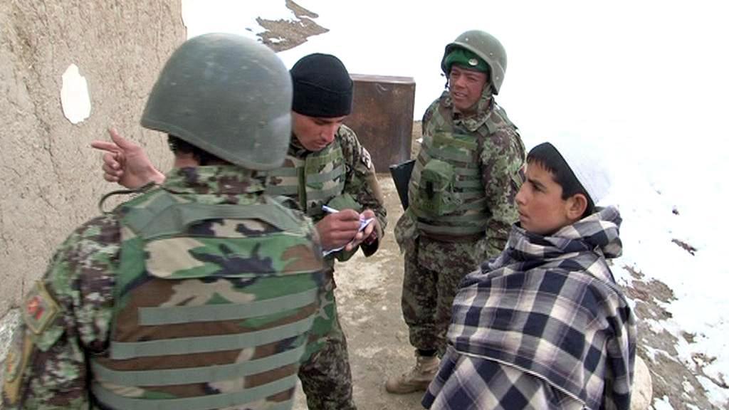 Koaliční jednotky v Afghánistánu