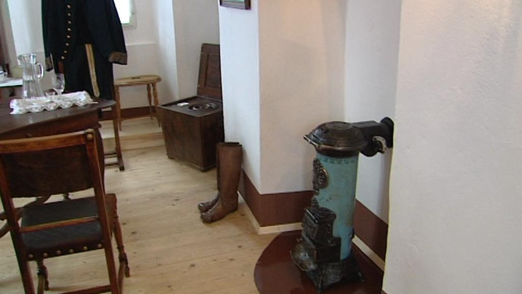 Expozice zámku Horšovský Týn