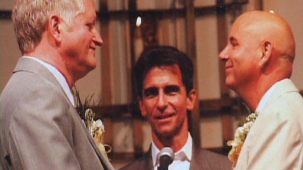 Svatba homosexuálního páru