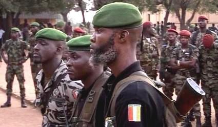 Vojáci Pobřeží slonoviny