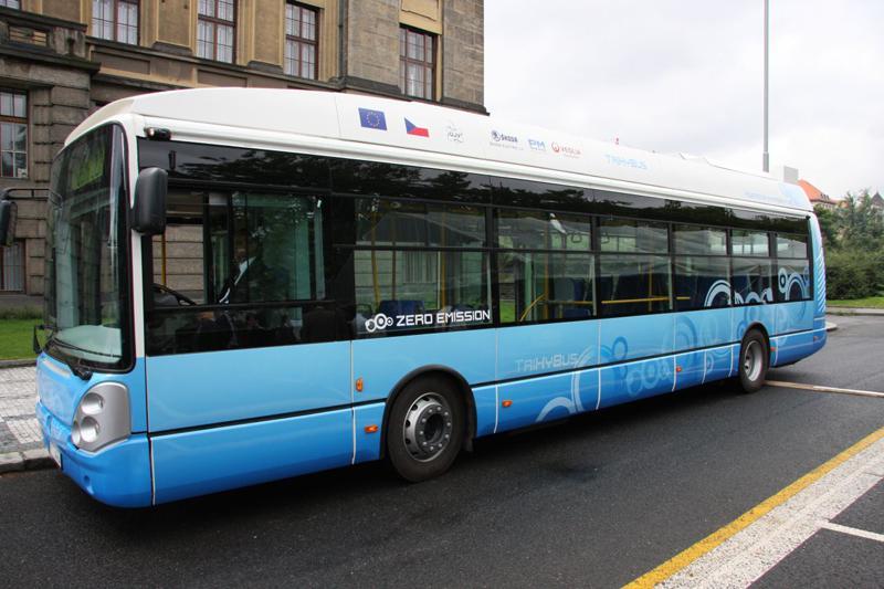 Vodíkový autobus