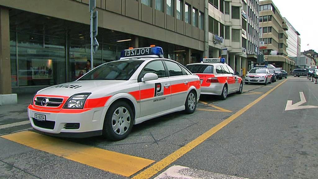 Švýcarská policie