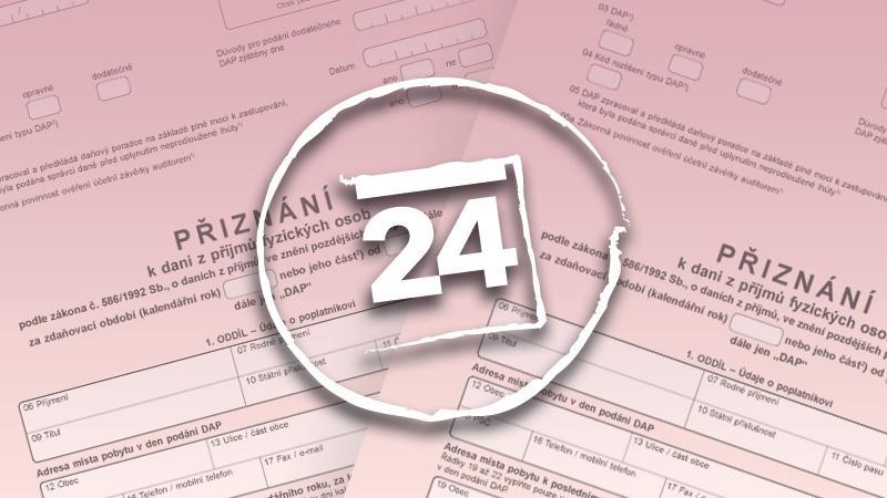 Daňové přiznání 2011