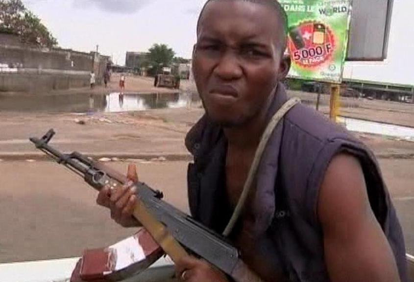 Stoupenec exprezidenta Gbagba