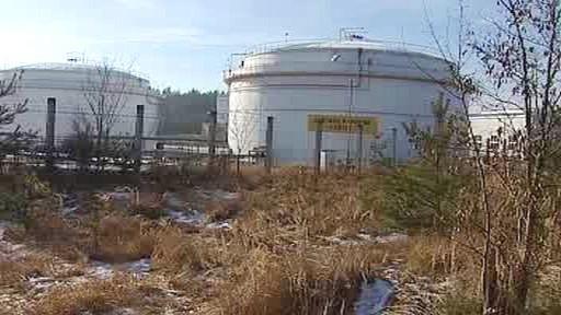 Palivové nádrže firmy ČEPRO