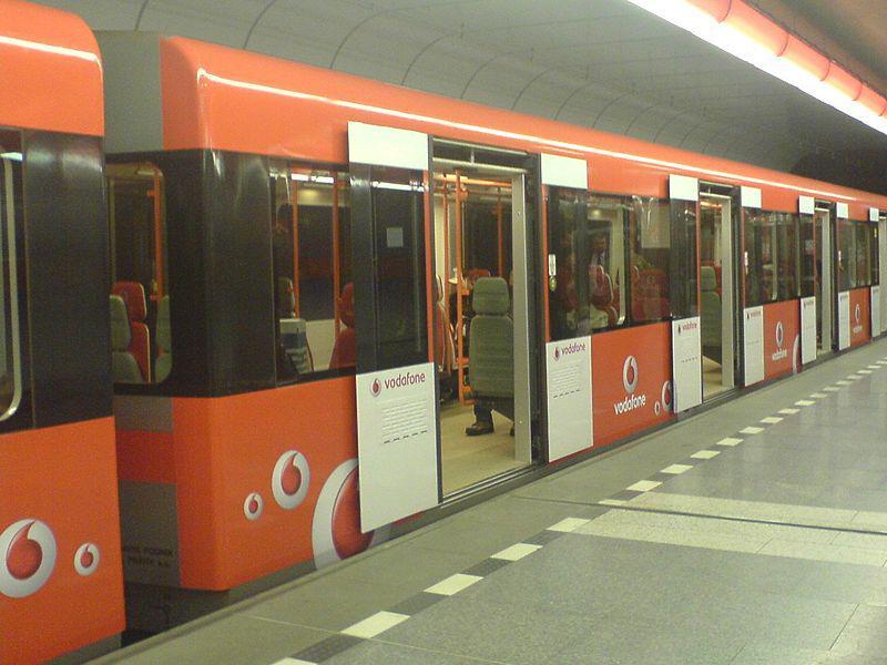 Vodafone metro