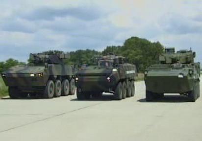 Obrněné transportéry