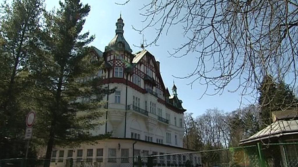 Lázeňský ústav Myslivna