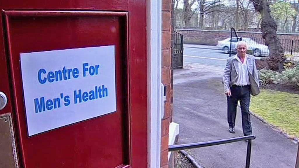 Centrum pro mužské zdraví v Manchesteru