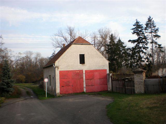 Koštice - mlýn