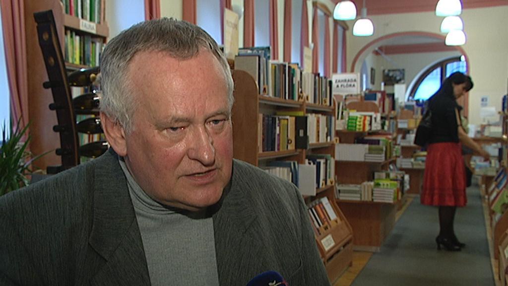 Religionista Ivan Odilo Štampach