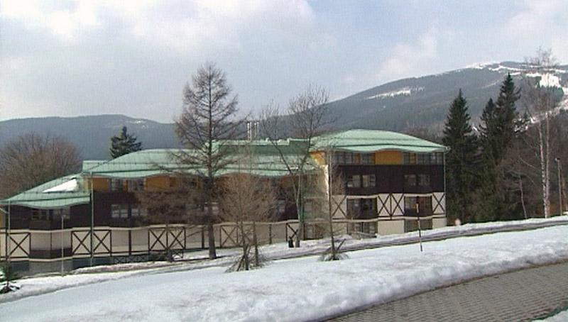 Nemovitosti ředitele IKEMu ve Špindlerově Mlýně