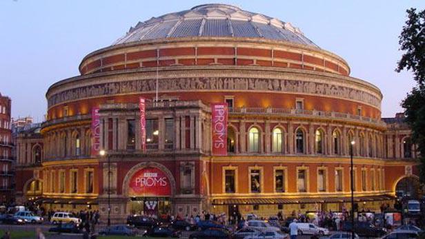 Royal Albert Hall / budova