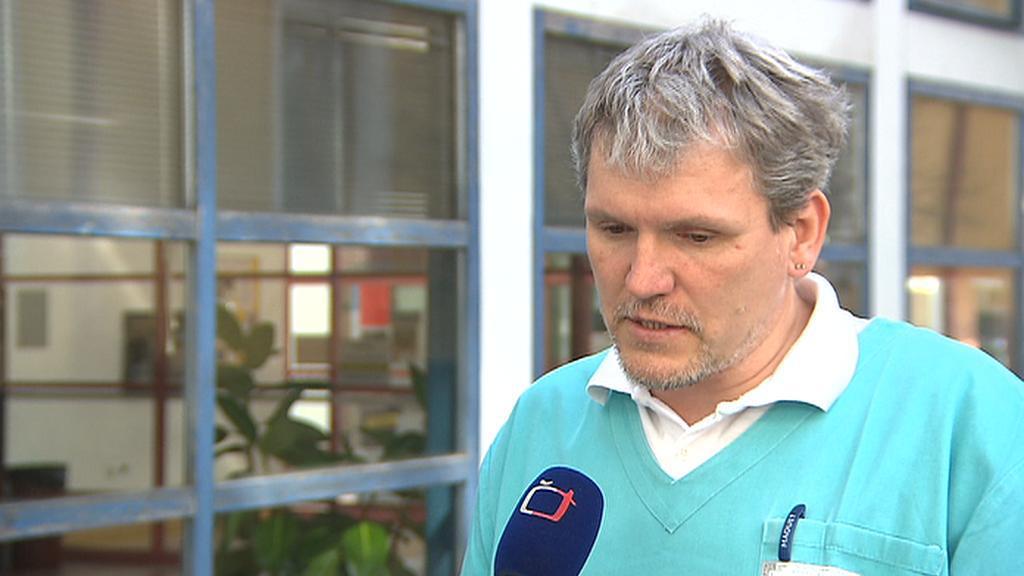 Primář Jiří Nováček