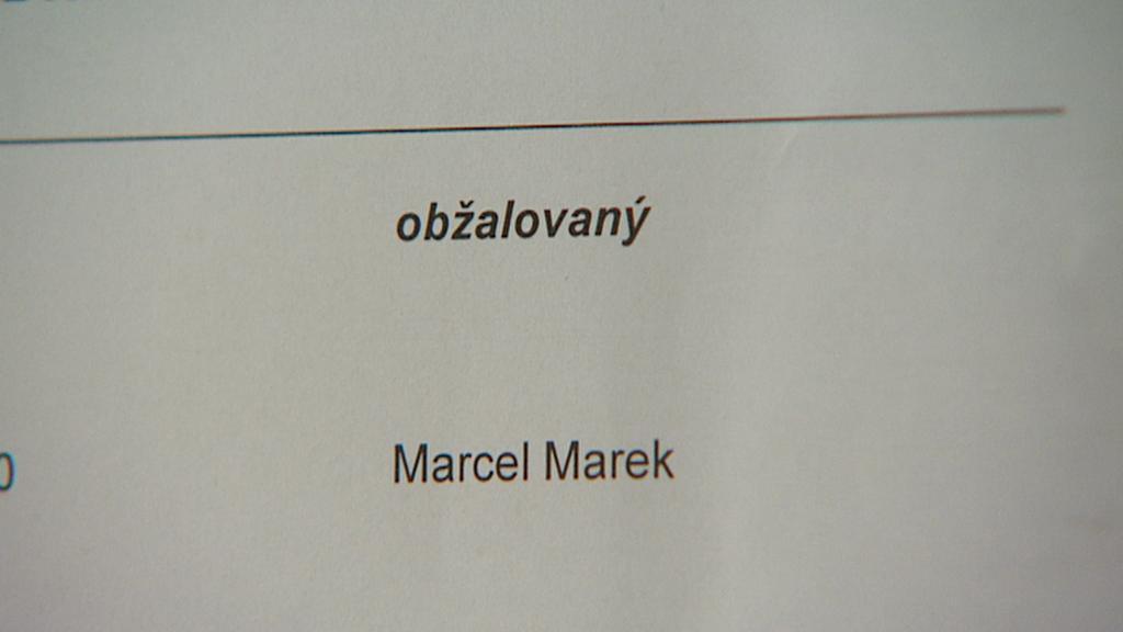 Soud s Marcelem Markem