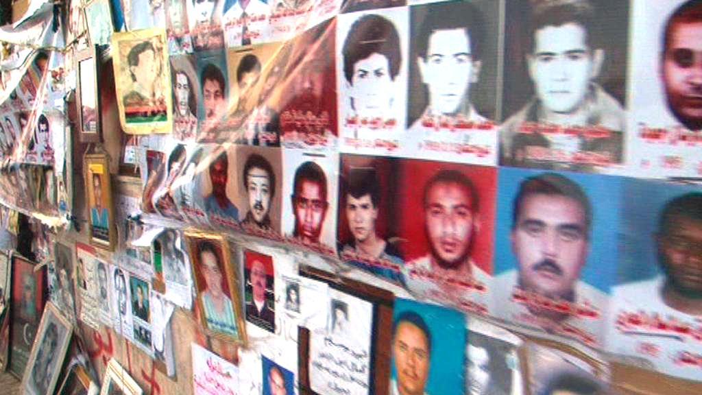 Oběti z řad libyjských povstalců