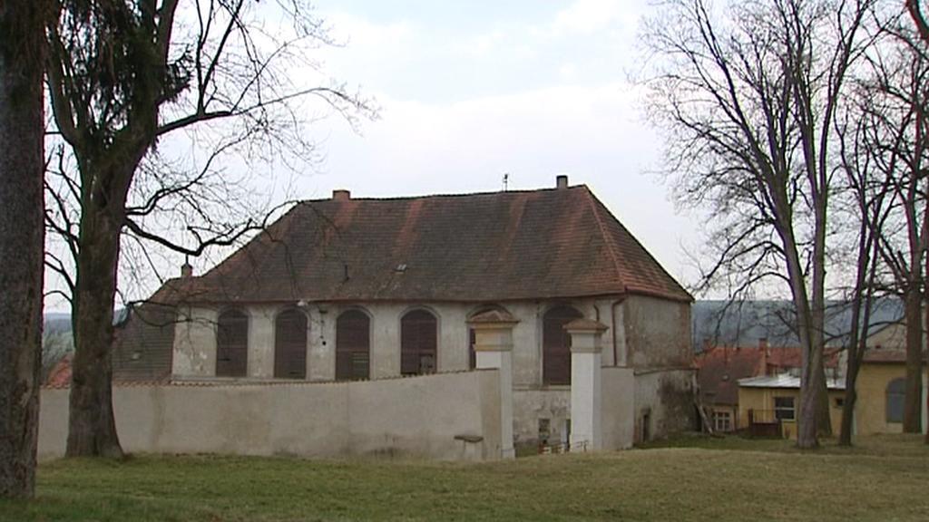 Míčovna Horšovský Týn