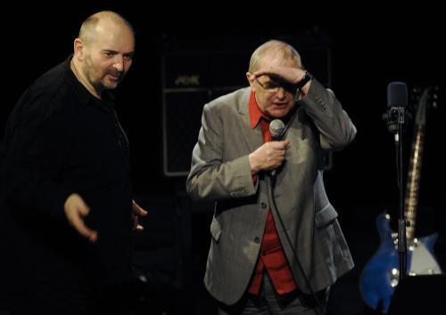 Jan Burian a Jiří Suchý