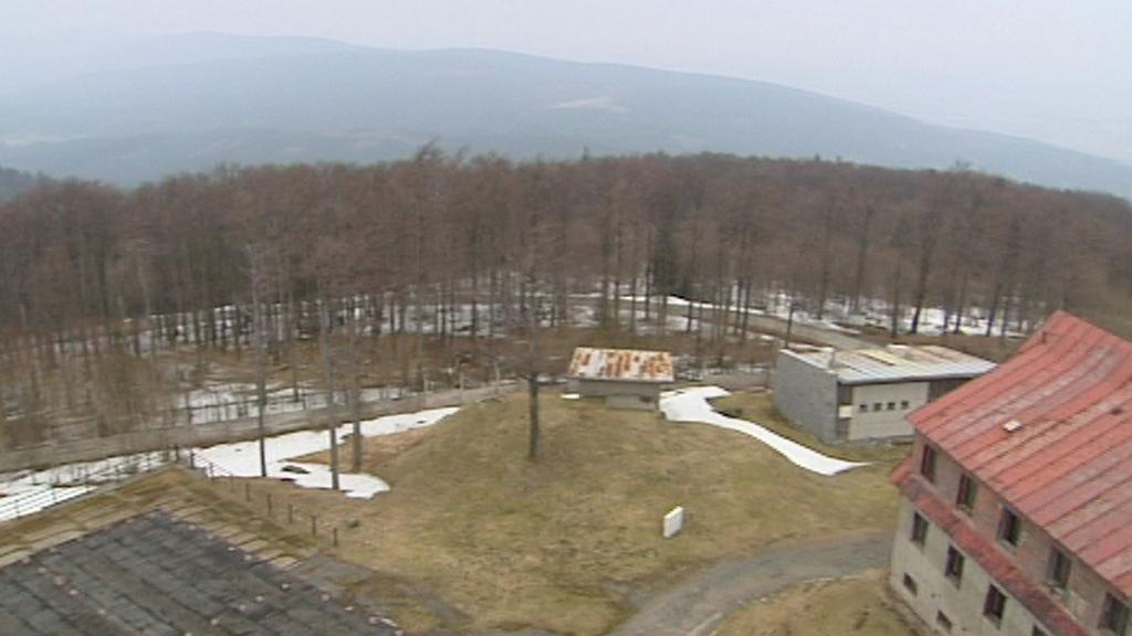 Pohled z vrchu Čerchov