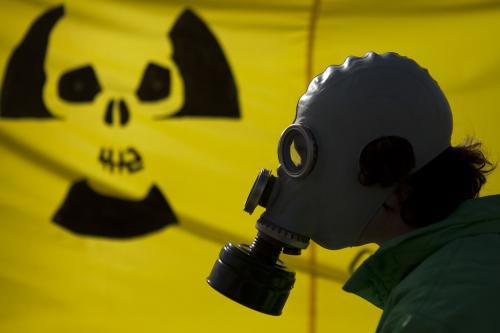 Odpůrce jaderné energetiky
