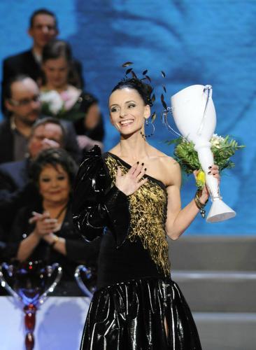 Ceny Thálie 2010 / Zuzana Pokorná