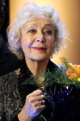 Ceny Thálie 2010 / Květa Fialová