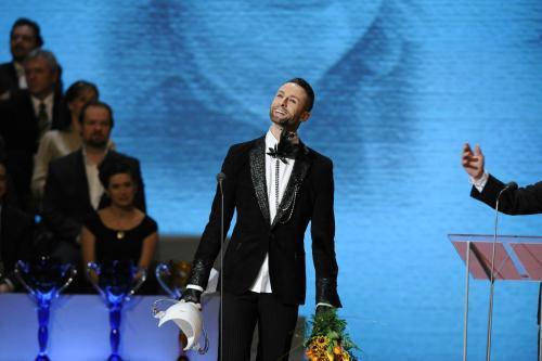 Ceny Thálie 2010 / Richard Kročil